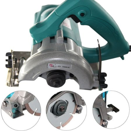 Serra Mármore 1.200W Azul Profissional SA4301 SA Tools