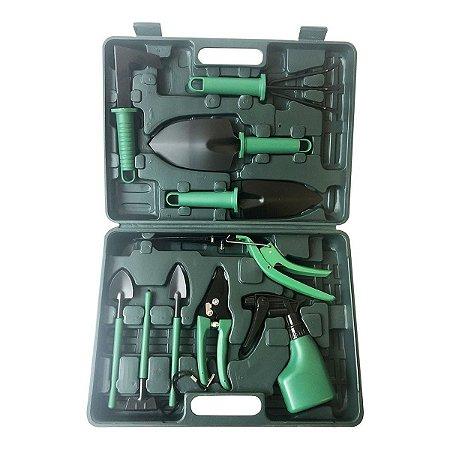 Kit de Ferramentas para Jardim com 11 Peças B766 Black Jack