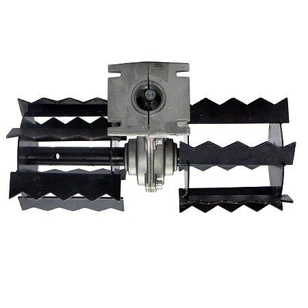 Enxada para Roçadeira Stihl FS 250 80 85 85R 140x34mm SA5202