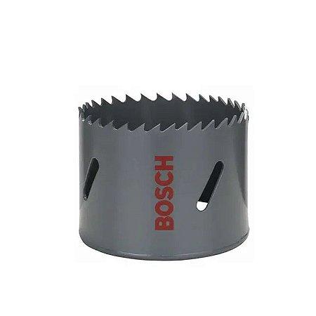 Serra Copo HSS Bimetálica 64mm 2 1/2'' BOSCH-2608580426