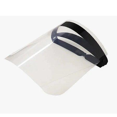 Protetor Facial De Plástico Incolor - SA Tools- SA1010.