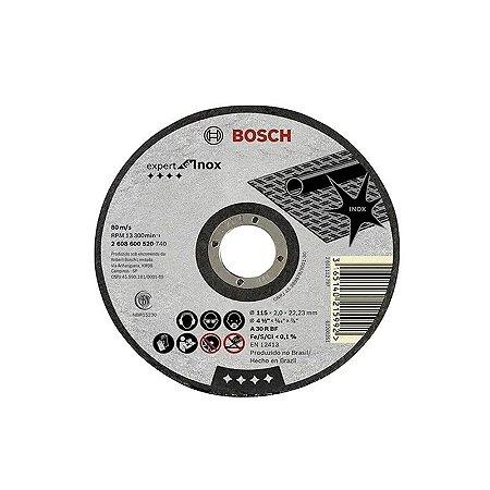 Disco De Corte Para Inox BOSCH 2608603169
