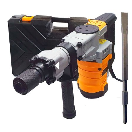 Martelete Rompedor 1.900W 10Kg Profissional SA9424 SA Tools