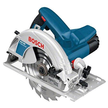 Serra Circular 1400 Watts Profissional 190mm Gks 190 Bosch