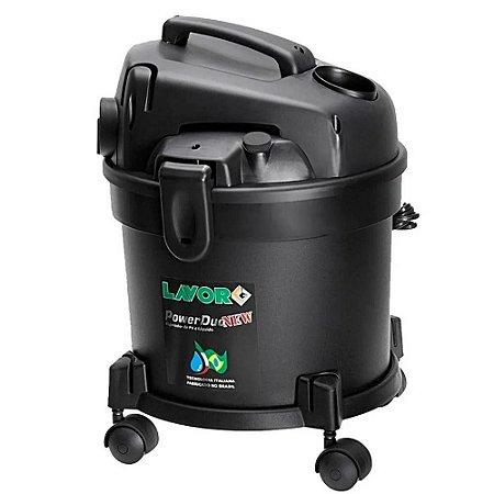 Aspirador e Soprador de Pó e Liquido 1250w 14 L Power Lavor