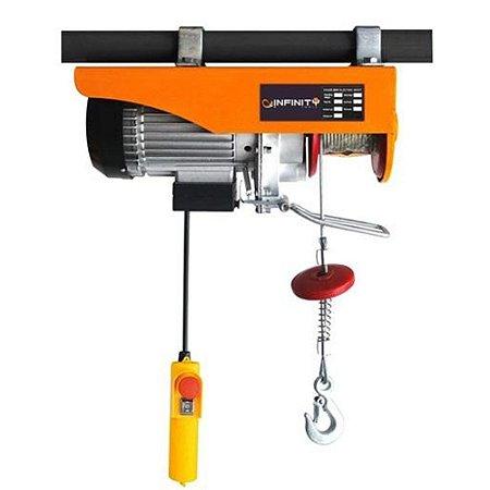 Talha Elétrica 540W 125kg a 250kg IF-TE250 Infinity Tools