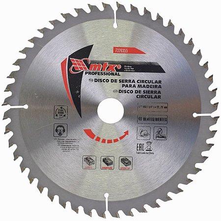 Disco de Serra Vídea 7/14 x 22,23mm 48 Dentes 7326355 MTX