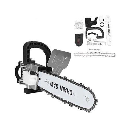 Suporte Motosserra P/ Esmerilhadeira Universal 30cm SA Tool