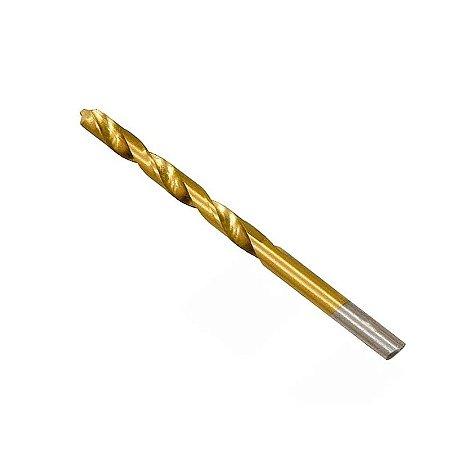Broca de Aço Rápido 3,5 mm Resistente para Metal 7173509 Mtx