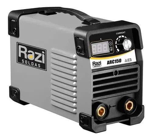 Máquina Inversora Solda Arc150 Digital Razi RZ-ARC 150M2