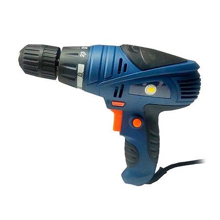 Parafusadeira e Furadeira Elétrica 380w  Mandril 10mm SH0177