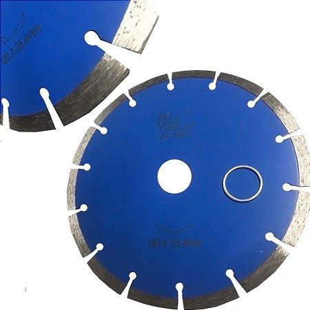 Disco de corte diamantado,180 mm segmentado Sa Tools