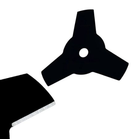 Disco Lâmina de Corte para Roçadeira 3 Pontas 250x25,4mm SA