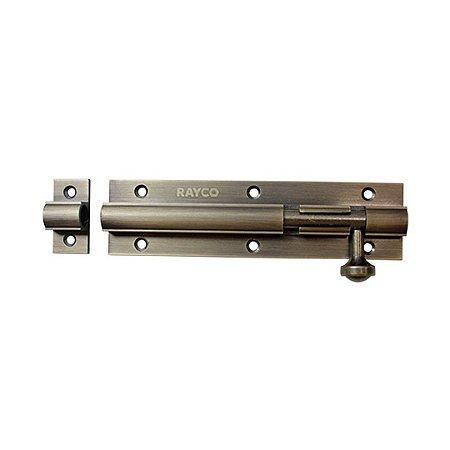 Trinco p/ Portas Profissional  bronze antigo150mm Reforçado