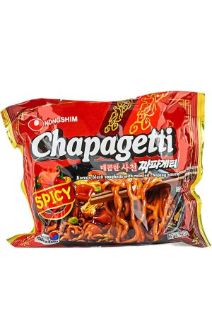Nongshim Chapagetti Spycy black 137g
