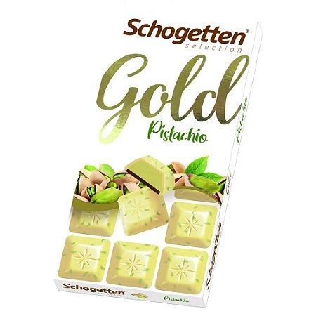 Schogetten gold Pistachio 100g