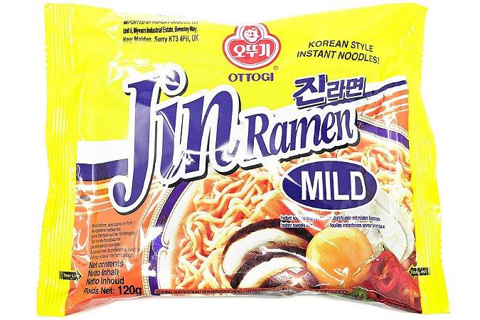 Ottogi Jin Ramen Mild 120g