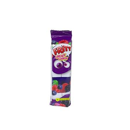 Fritt Chewy Candy sabor frutas silvestres 70g