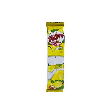 Fritt Chewy Candy sabor limão 70g