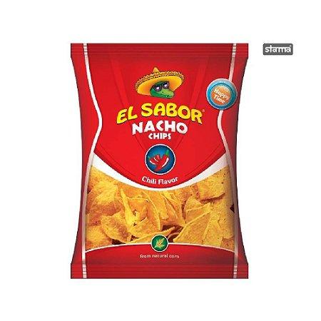 Nachos importados de pimenta El Nacho 100g