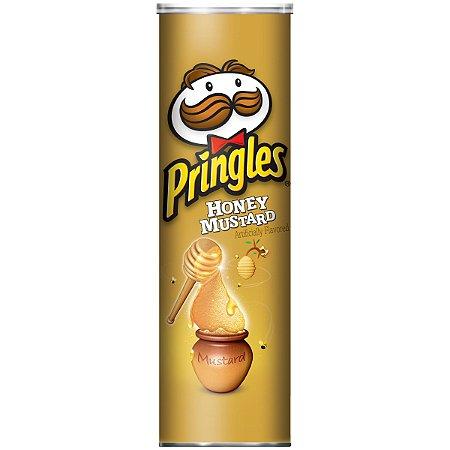 Batata Pringles Honey e Mustard 158g