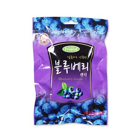 Bala importada sabor Blueberry 100g MAMMOS