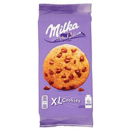 Cookies XL Milka importado 184g
