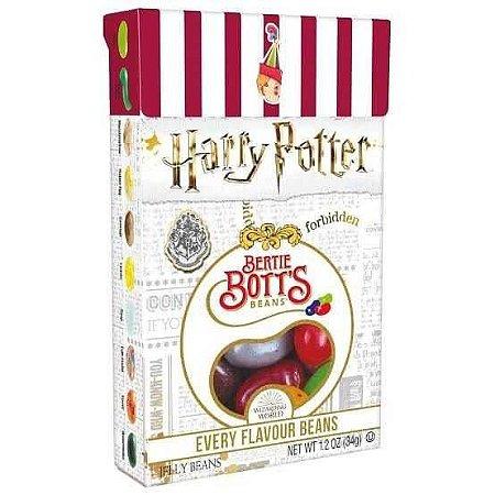 Harry Potter Feijões De Todos Os Sabores Bertie Botts 34g