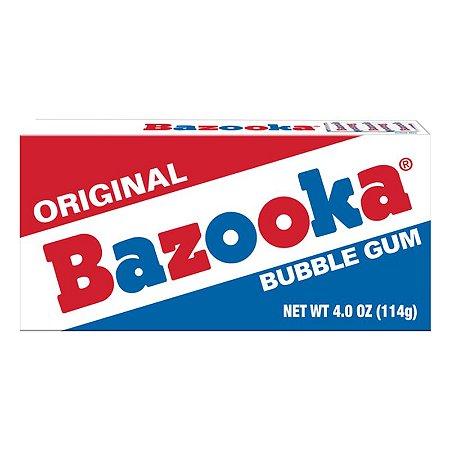 Bazooka Blubble Gum Party Box 114g
