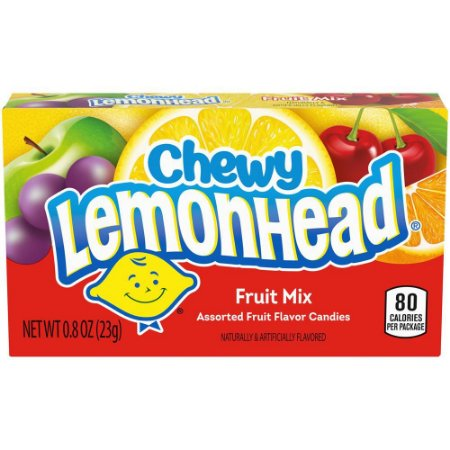 LEMONHEADS CHEWY 23g