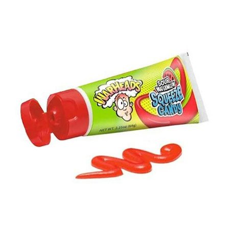 Warheads Squeezys 64g