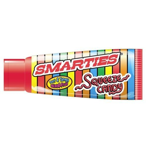 SMARTIES SQUEEZY CANDY 64g