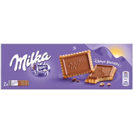 Milka Biscuiti importado 150g