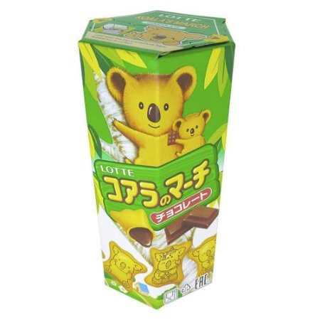 Lotte Koala March Chocolate 37g
