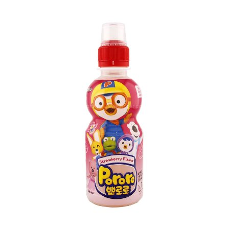 Paldo Pororo strawberry 226ml