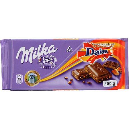 Milka Daim 100g