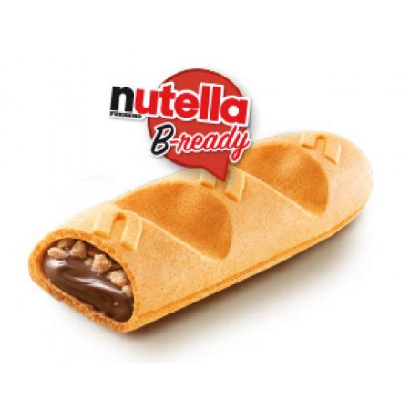 Ferrero Nutella B-ready 44g
