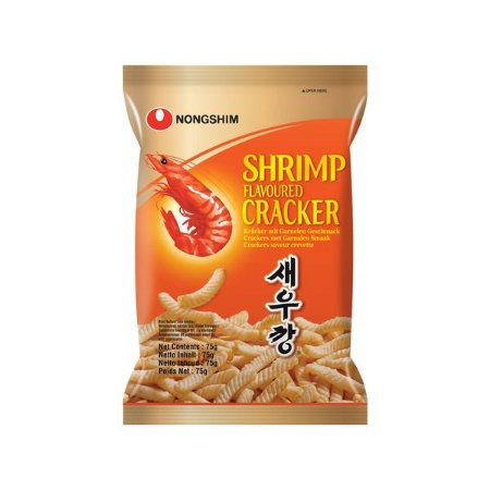 Nongshim Shrimp Flavoured Cracker 75g