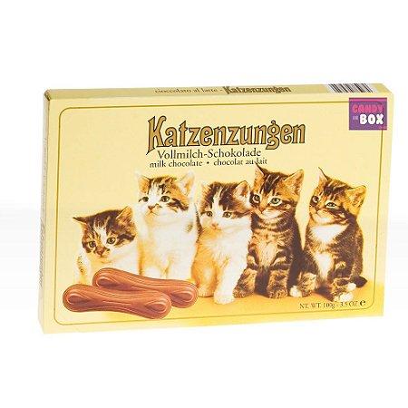 Chocolate Língua de Gato - Importado da Alemanha