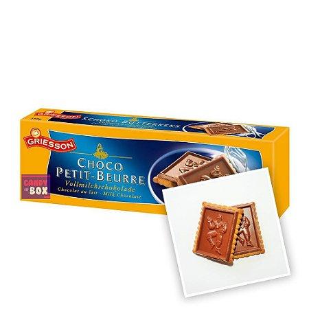 Biscoito Choco Petit - Beurre Importado Alemanha