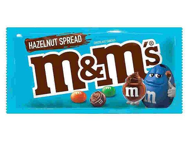 M&M'S Hazelnut Spread C/ Recheio de Avelã 38.3g