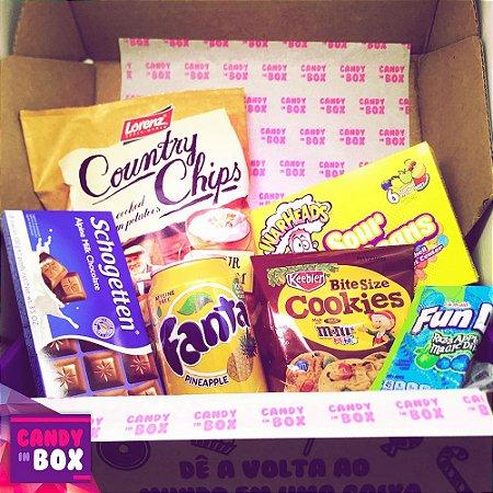 Box Standard Mistery