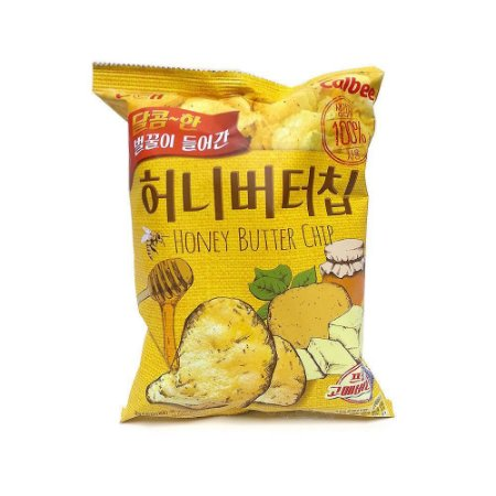 Haitai Calbee Honey Butter Chip 60g