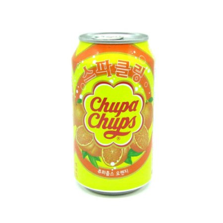 Chupa Chups Orange 355ml