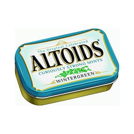 Altoids Wintergreen 50g