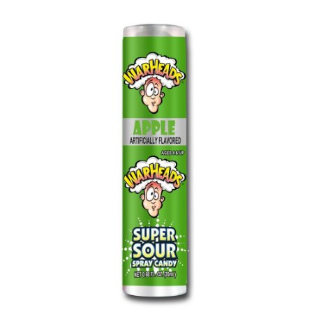 WarHeads Spray Green Apple 20ml