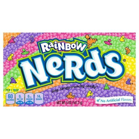 Rainbow Nerds 141g
