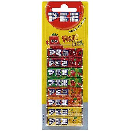 PEZ refil 8 unidades 68g