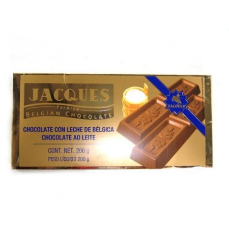 Jacques Chocolate Belgian - Ao Leite
