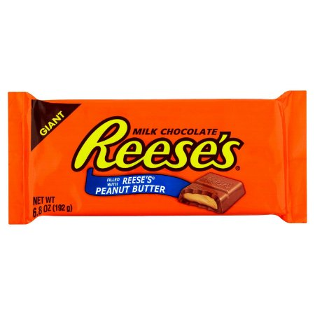Giant Reeses Milk Chocolate 192g